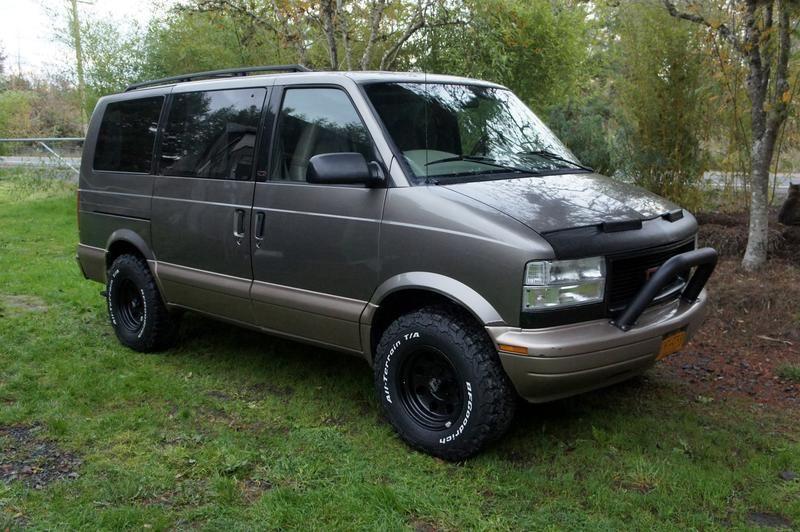 Color Tires Black Wheels Astro Van Chevrolet Astro Chevy Astro Van