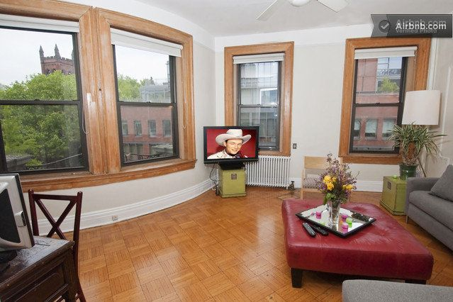 historical two bedroom apartment in new york  home two