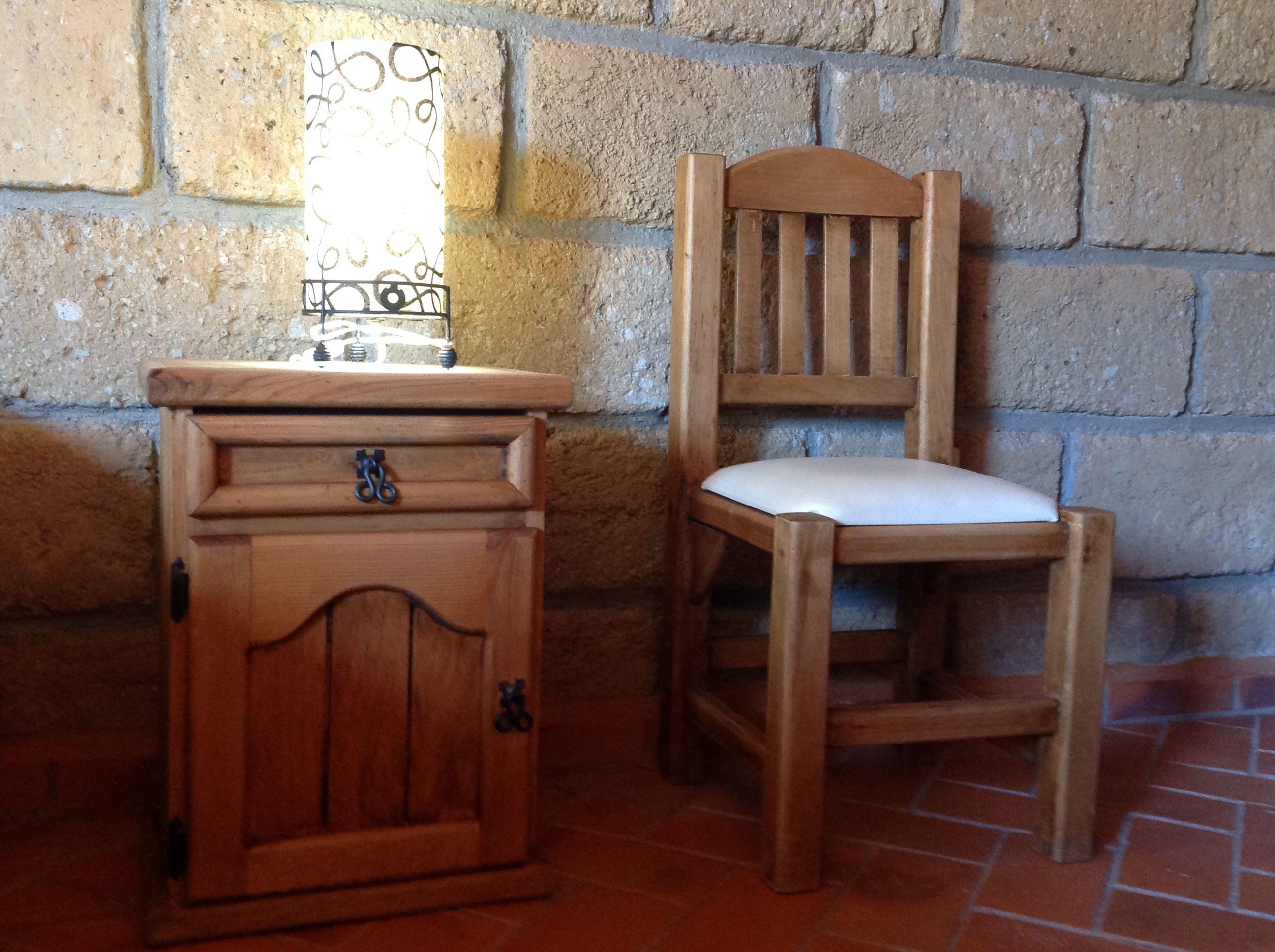 Muebles De Madera Tipo R Stico T Picos De Mexico Hospedaje En  # Muebles Peinadores De Madera