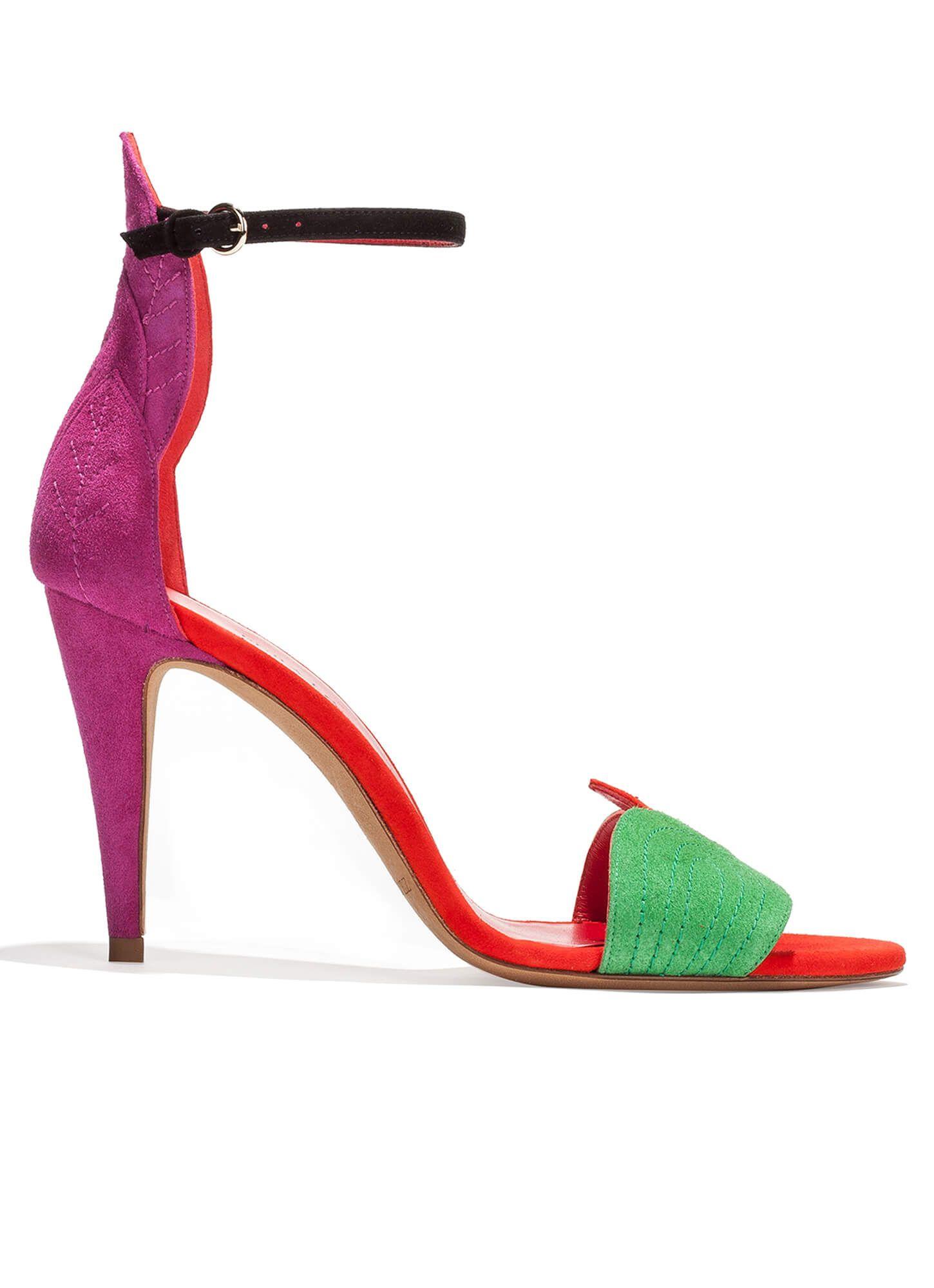 De López Sandalias Pura Pulsera Tienda Zapatos Alto Con Tacón D9IE2WHY