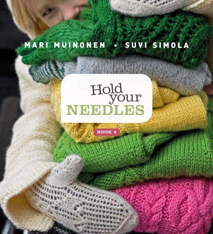 Hold Your Needles Book 2 2016 - 轻描淡写 - 轻描淡写