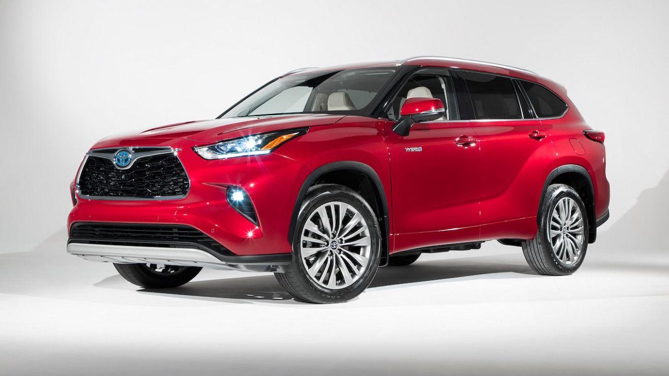 6 Image 2020 Toyota Highlander Price In 2020 Toyota Highlander Toyota Highlander Hybrid Toyota