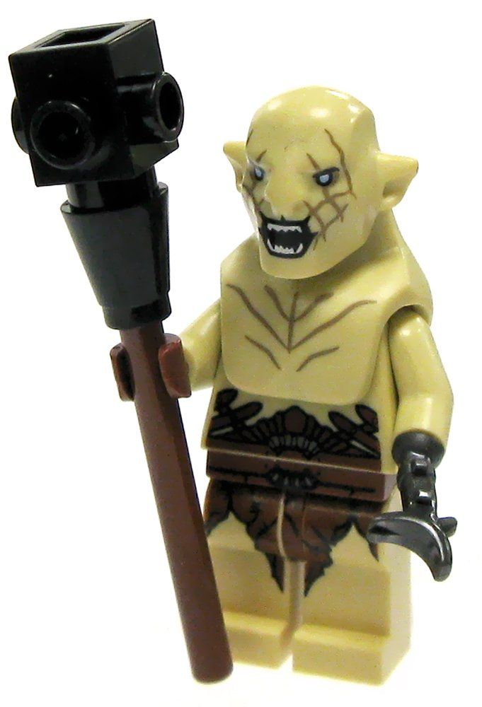 Lego Lord Of The Rings The Hobbit Theme Azog Minifigure 2013