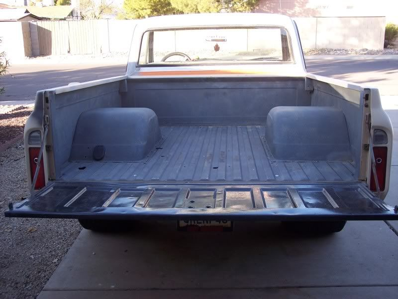 This Photo Was Uploaded By Qkenuf4u Truck Bed Chevy Trucks Photo