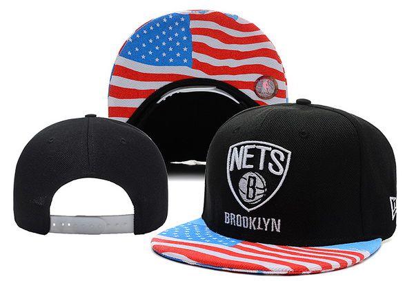 cd1733ba469 2017 new summer NBA Brooklyn Nets Snapback Hats