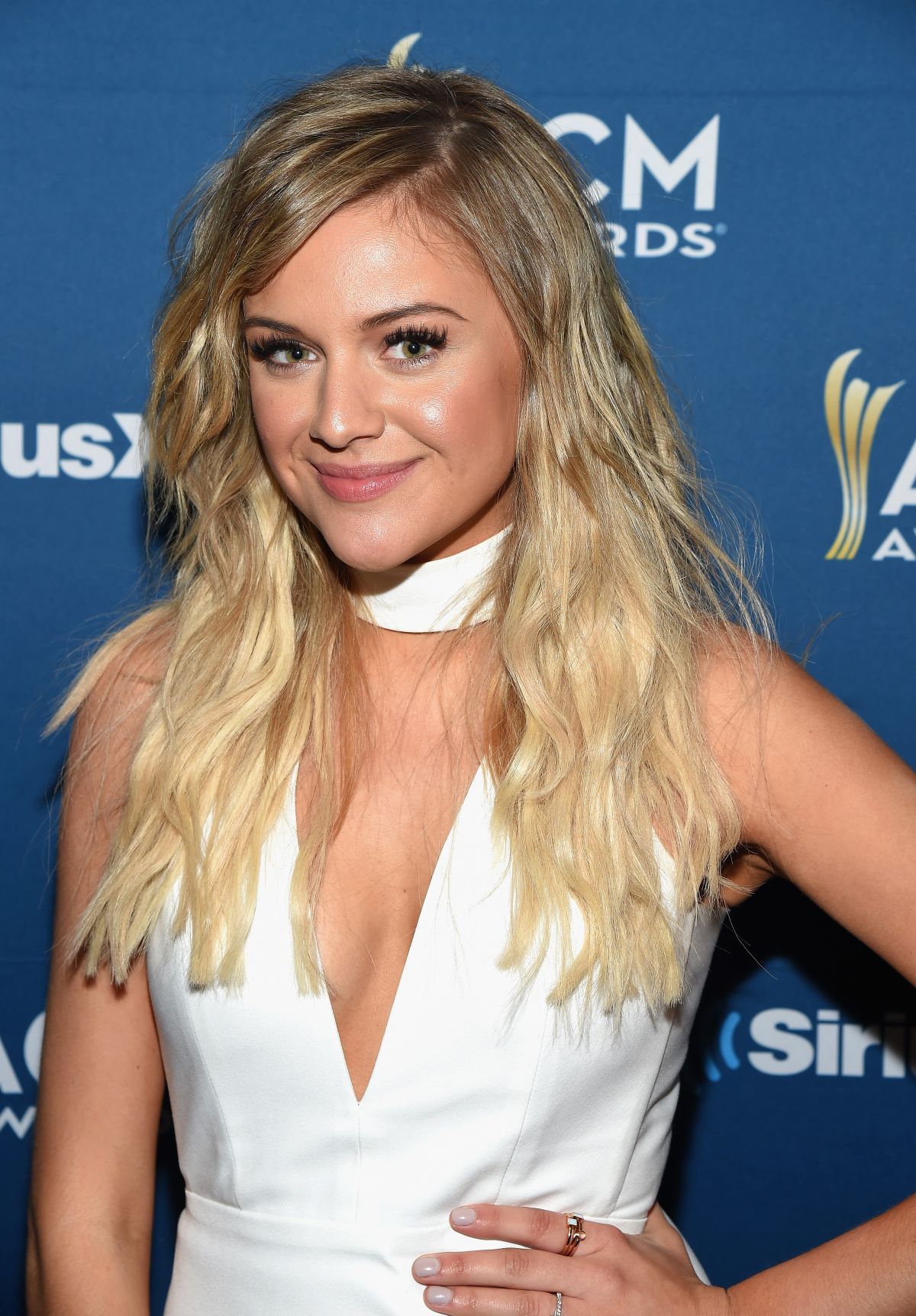 KELSEA BALLERINI at Highway Channel Broadcasts Backstage