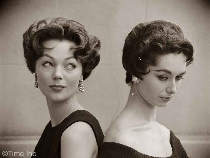 Vintage Hair Styles For Short Hair: 1953-The-Italian-Cut-Hairstyle-Craze