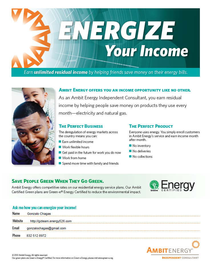 Ambit Energy - http://www.180websites.com/ambit-energy/ | 180 ...