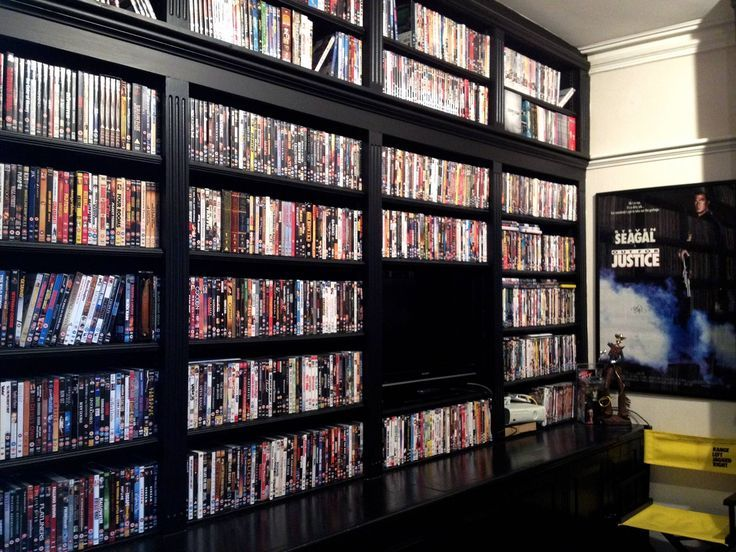 25 DVD Storage Ideas You Had No Clue About Dvd storage Storage