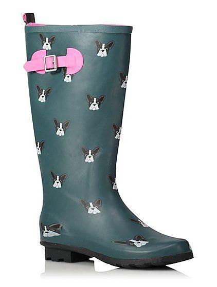 Boots, Wellington boot
