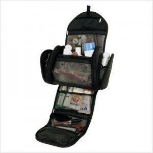 Traveling Light Hanging Toiletry Bag Us Something More Like The Travelon Nylon Kit