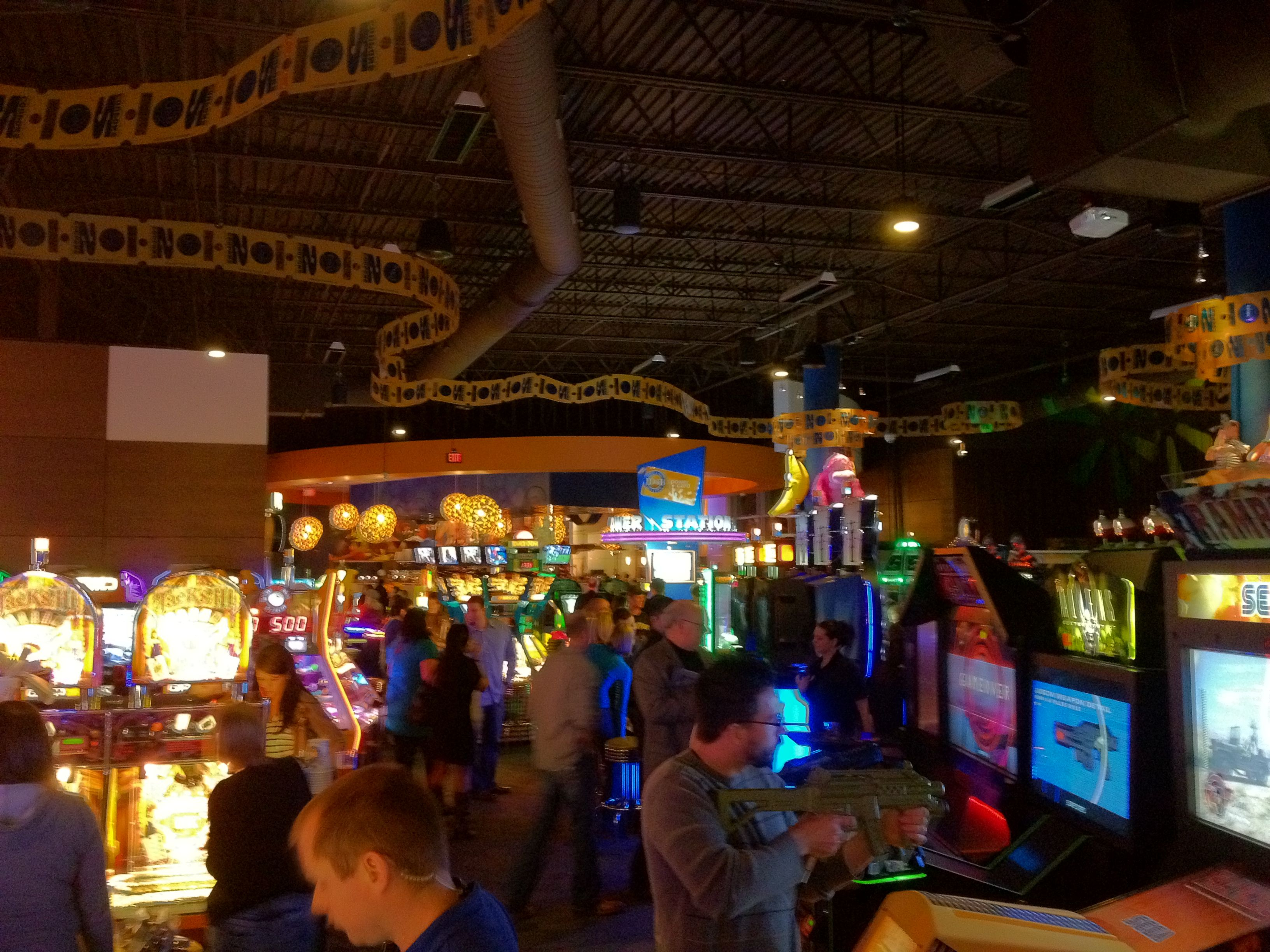 Dave and busters printable coupons january 2013 - Dave Busters Pier Park Aforest16 Psylientbeauty Naturallygigi23