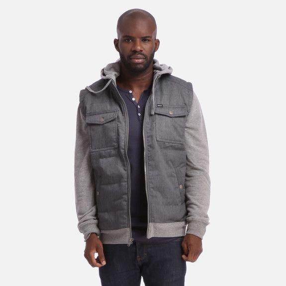 RVCA - Puffer Twill Jacket