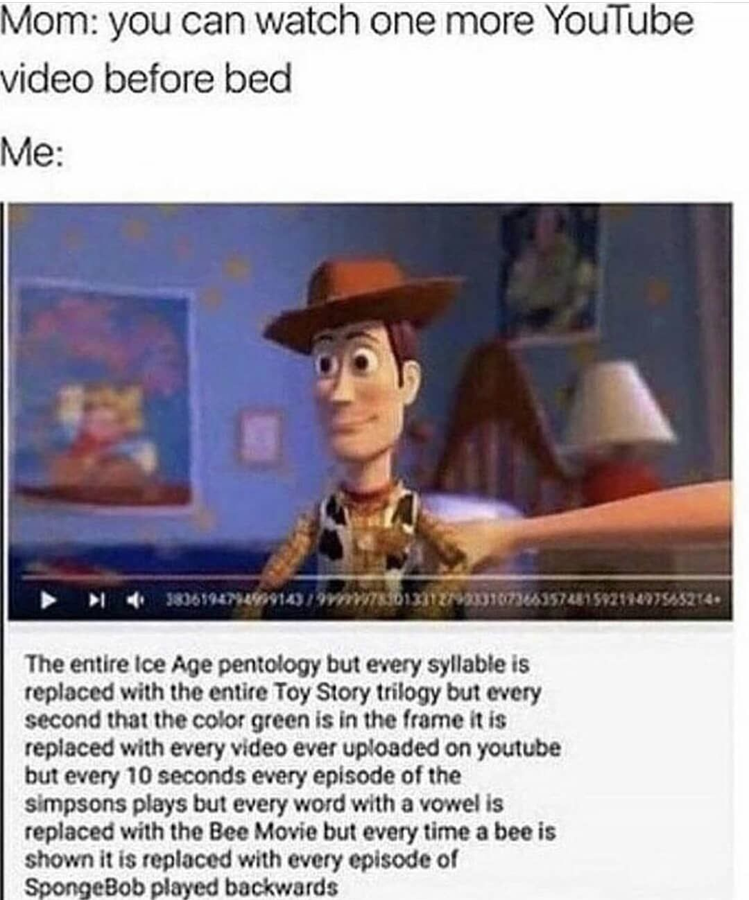 I Watched Some Of It And I Will Finish It Later Its An Hour Long Funny Relatable Memes Funny Memes Funny Pictures