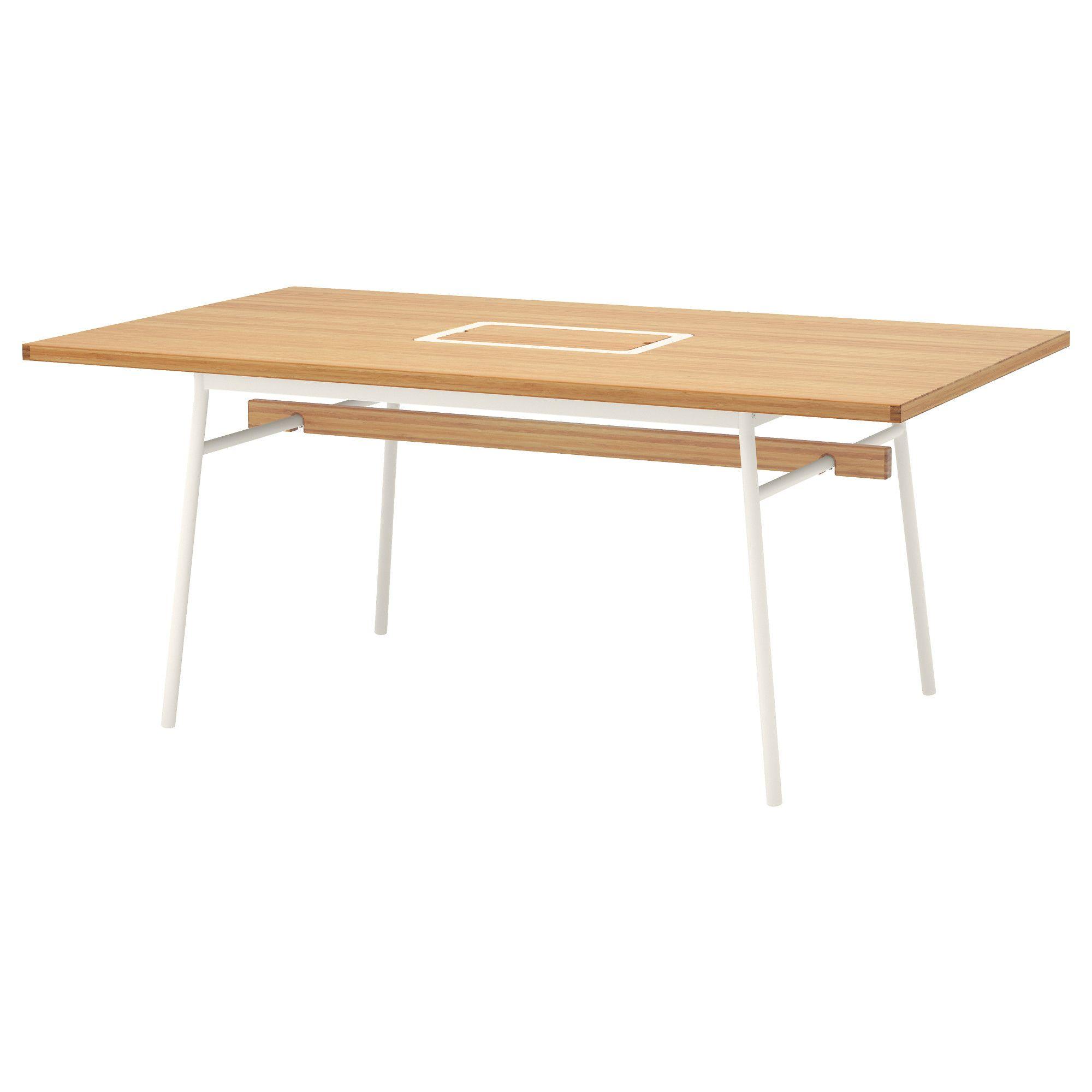 anvÄndbar, tisch, bambus, weiß jetzt bestellen unter: https, Esstisch ideennn