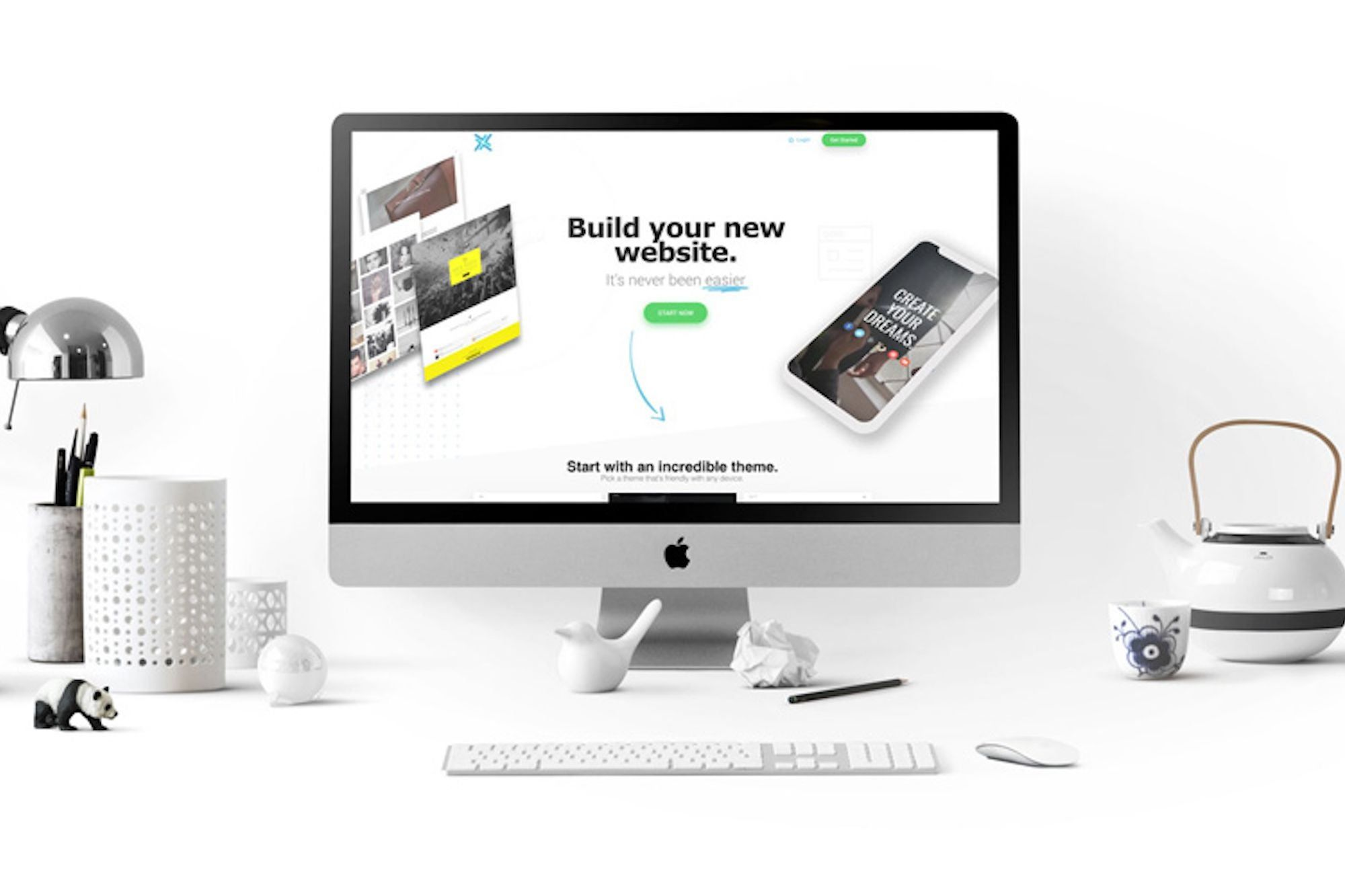 This SquarespaceAlternative Lets You Build a Website for