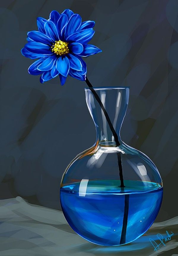 40 Easy Still Life Painting Ideas For Beginners Easy Flower
