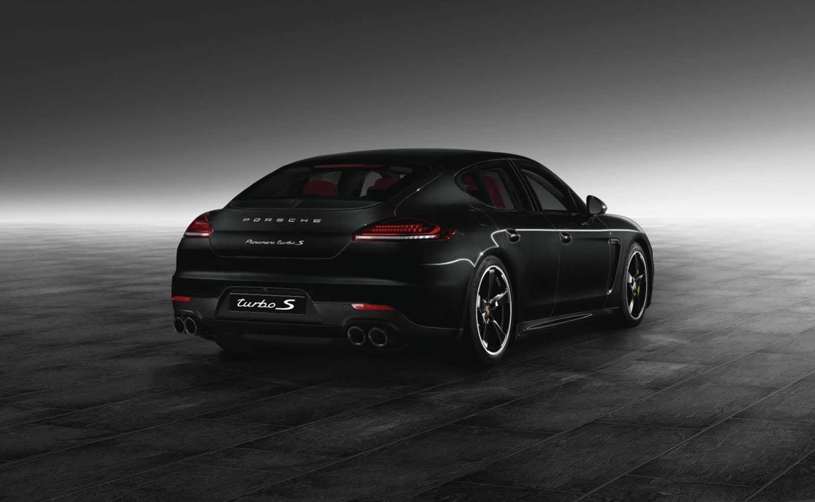 2015 Porsche Exclusive Panamera Turbo S 4