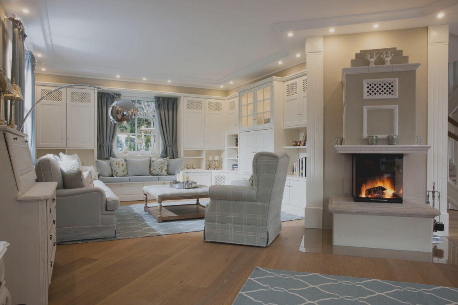 Moderne Landhaus Wohnzimmer