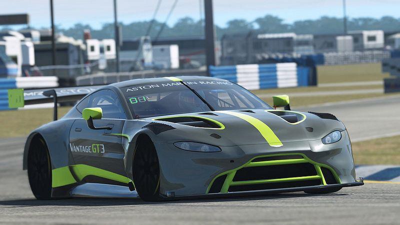 Rfactor 2 Aston Martin Vantage Gt3 Released Bsimracing Aston Martin Vantage Gt3 Aston Martin Vantage Aston Martin
