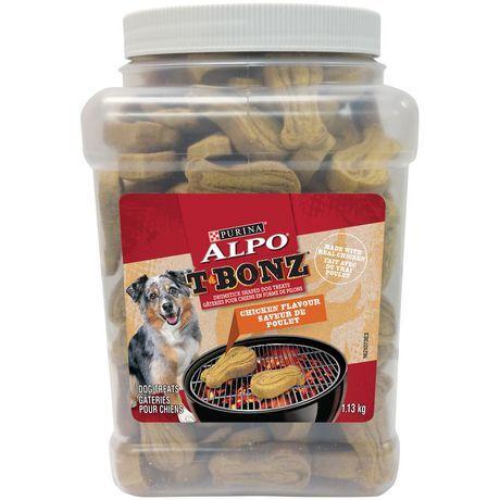 Alpo Purina Alpo T Bonz Chicken Flavour Drumstick Shaped Dog