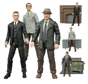 Oswald Cobblepot Action Figure Diamond Select Toys Gotham Select
