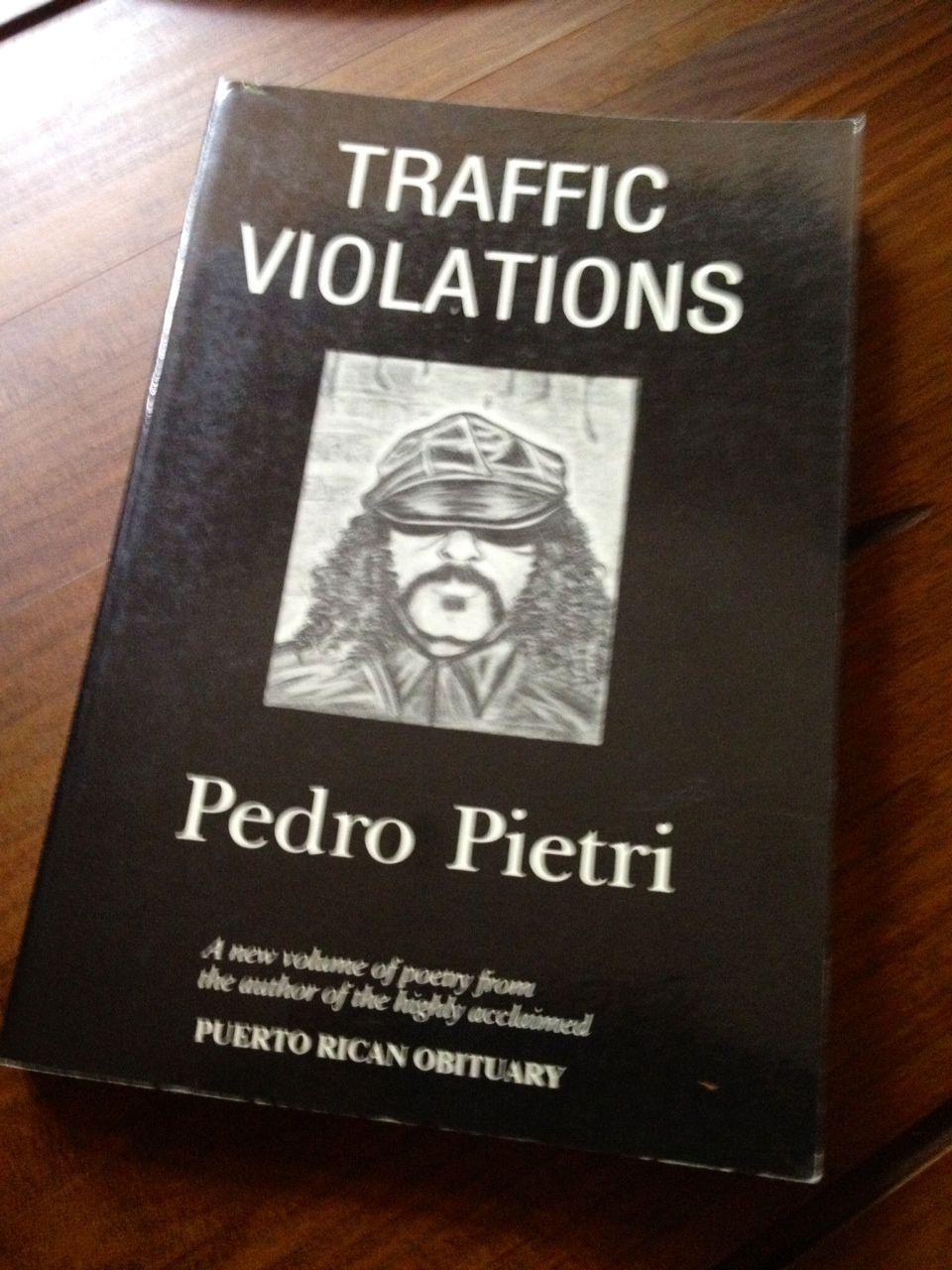 Traffic Violations By Rev Pedro Pietri Book Worth Reading Book
