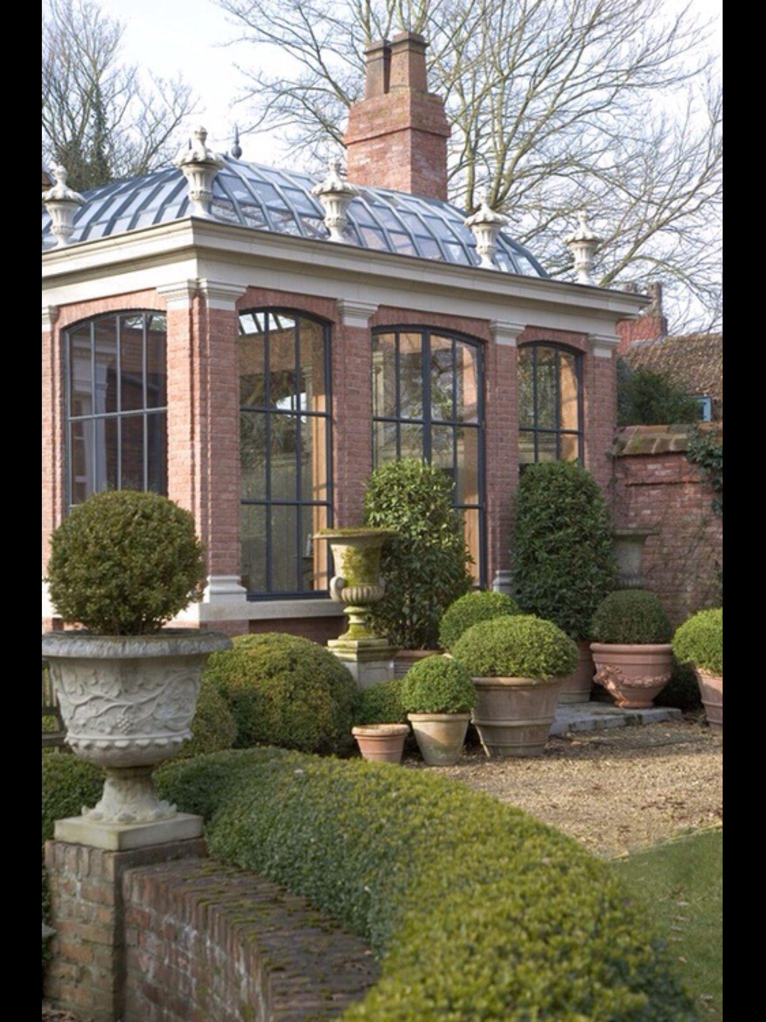 Beautiful conservatory Dream garden, Conservatory