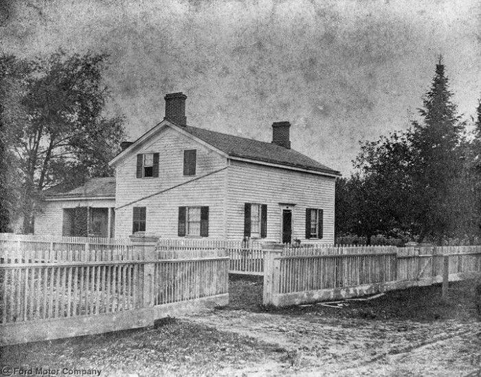 Fair Lane Henry Ford Estate Amazing Buildings Historic Homes Architecture Details