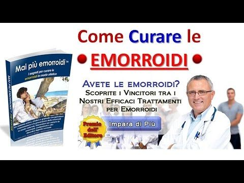 Erba rassasyvayushchy gemorroidalny nodi - Sintomi di medicina e cura di emorroidi