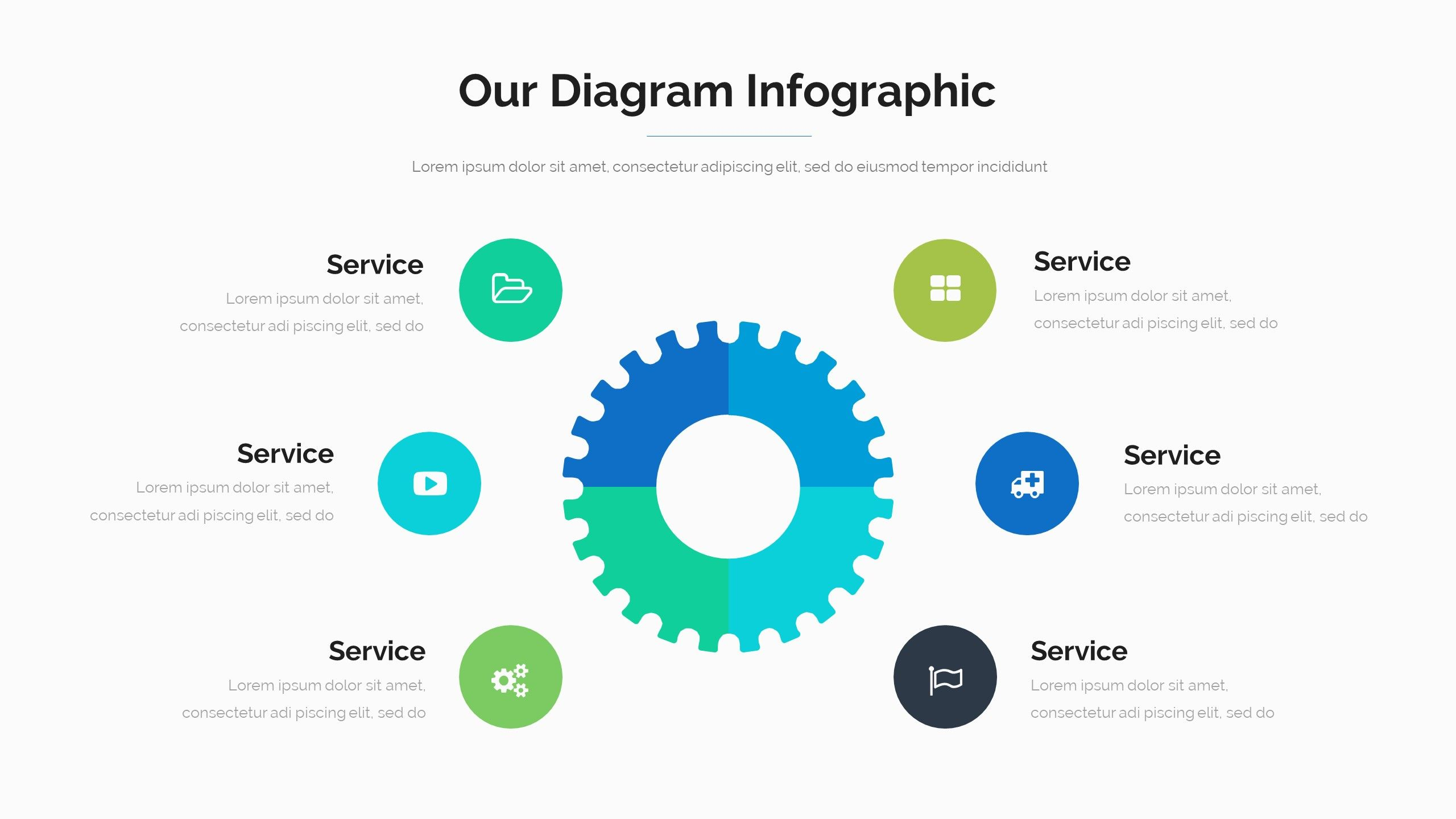 Innovation Process Pitch Deck Google Slide Template Templates Google Slides Template Powerpoint Templates
