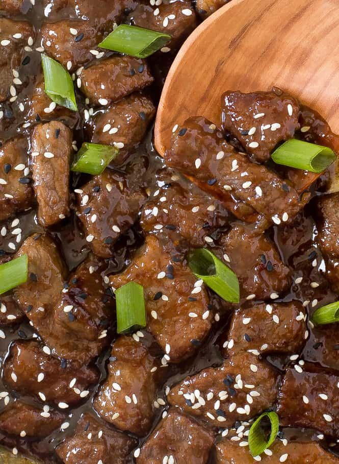 Diced Beef Recipes Dinners