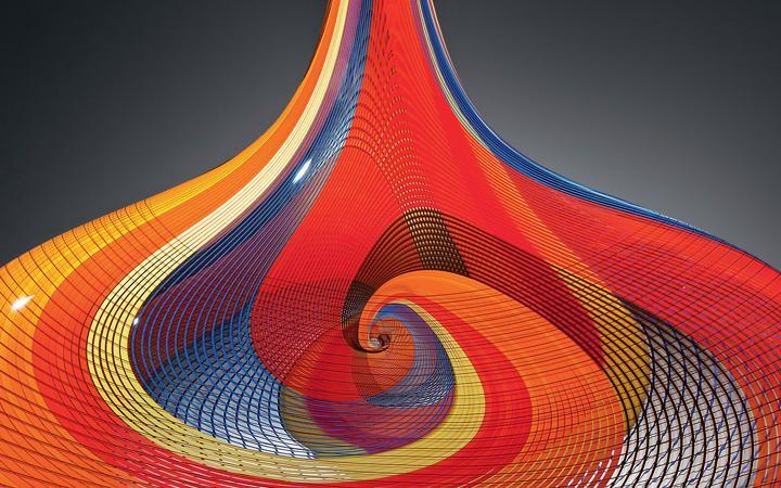 Красота венецианского стекла в работах Лино Тальяпьетра.