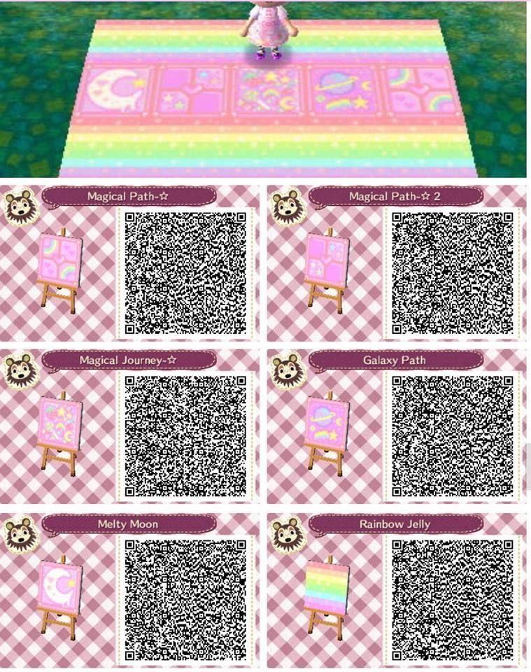 Candy On Qr Codes Animal Crossing Animal Crossing Qr Animal