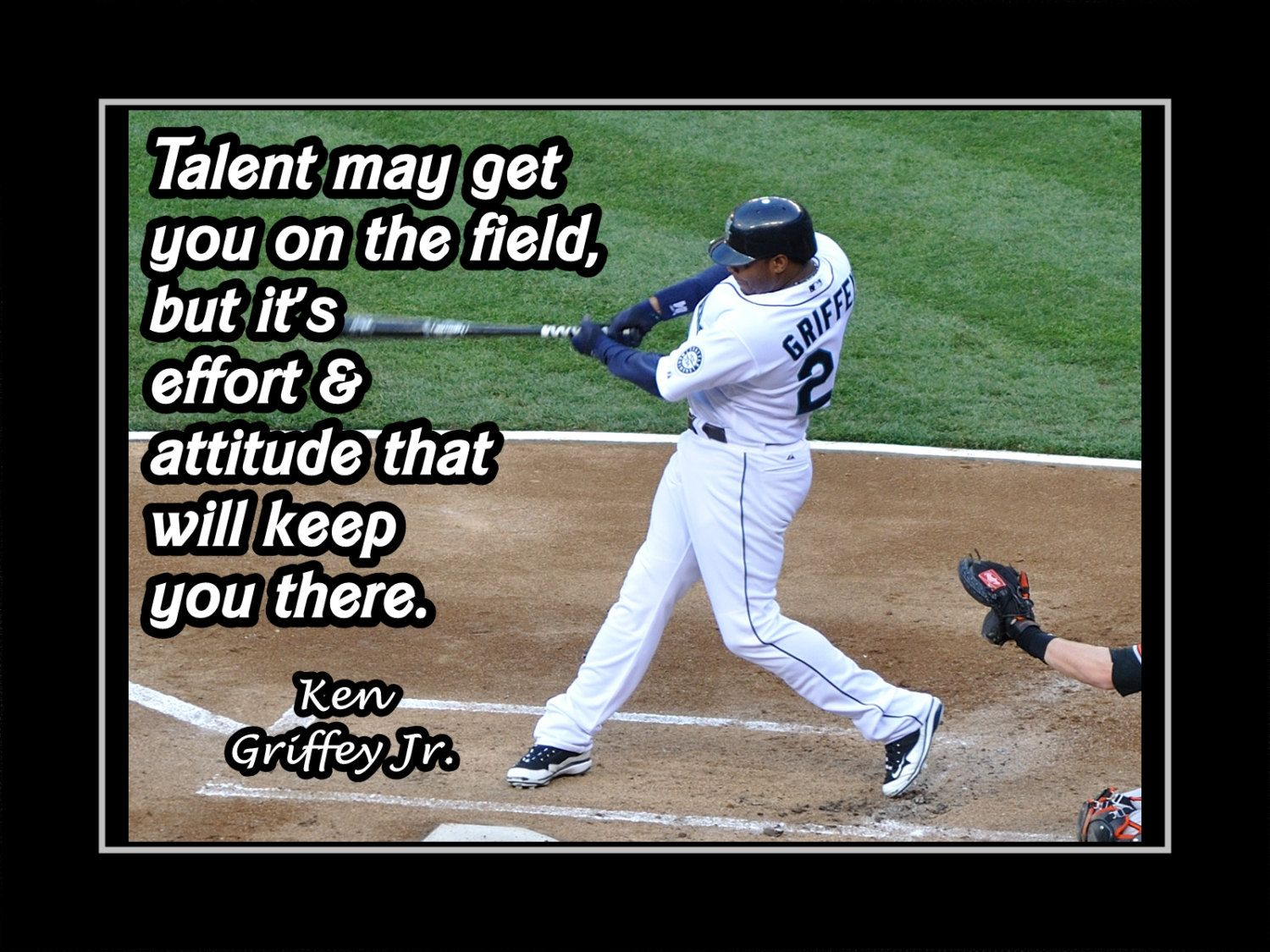 Image result for ken griffey jr quotes