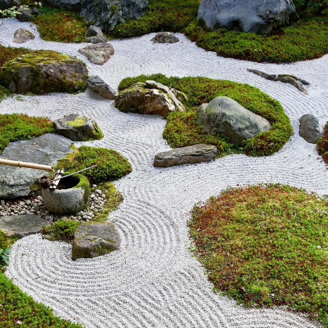 Japanese Garden Design Use of Stones and Boulders ...