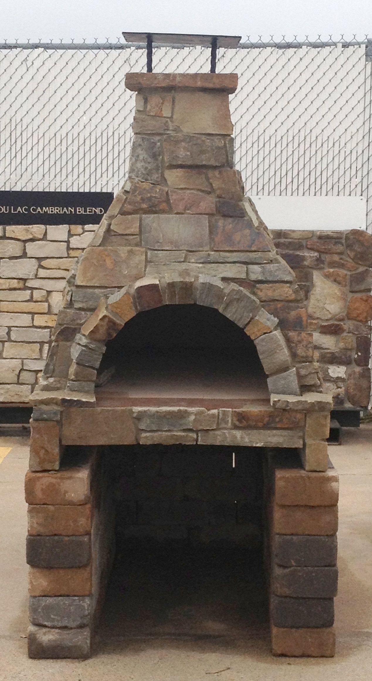 Outdoor Pizza Oven Lumbermen S