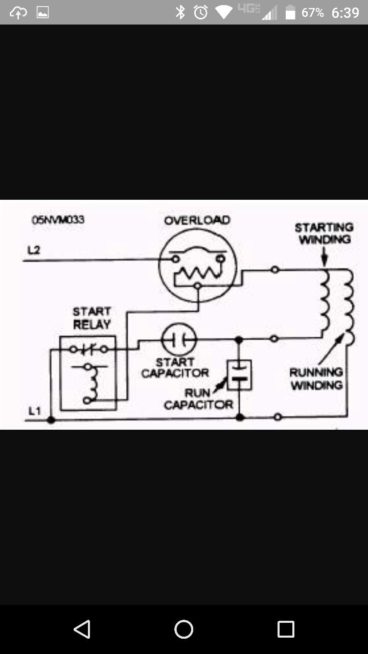 Pin By Jessica Burns On Hvac With Images Capacitors Hvac Relay