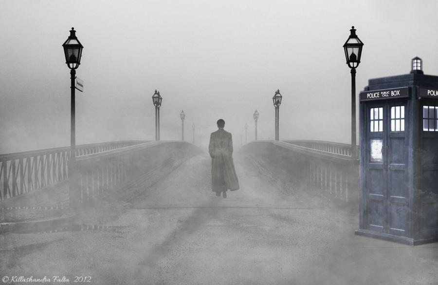 The Doctor Walks Alone by killashandra-falta.deviantart.com on @deviantART