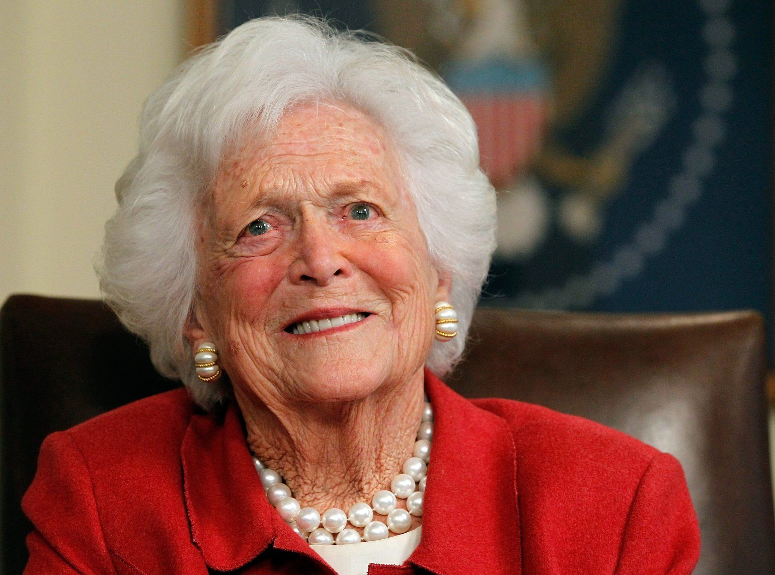 Barbara Bush to be laid to rest Saturday; watch her