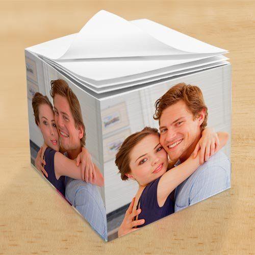 notizblock mit foto und text notizblock fotogeschenke und originelle geschenkideen. Black Bedroom Furniture Sets. Home Design Ideas