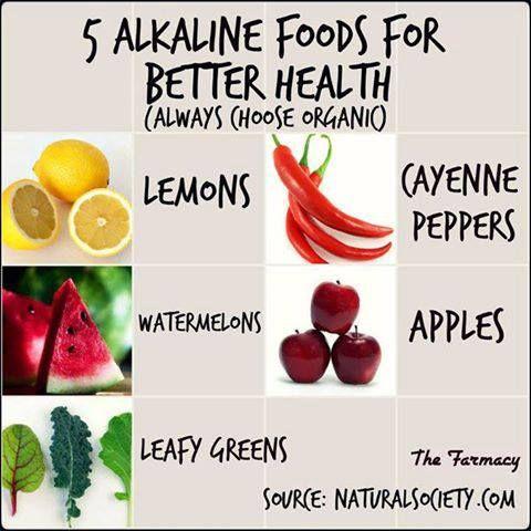 Alkaline Foods For Health Follow us @ http://pinterest.com/stylecraze/ for more updates.