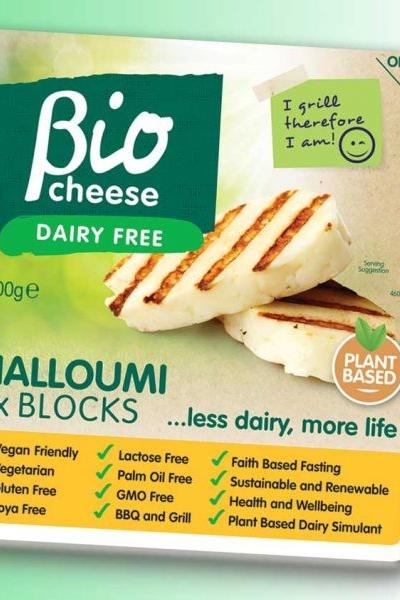 Vegan Halloumi Cheese Now At Australia S Largest Supermarket Vegan Halloumi Vegan Grocery Vegan Market