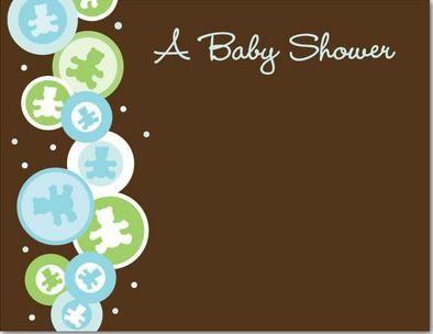 Invitación Para Niño. BabyshowerIdeas ...