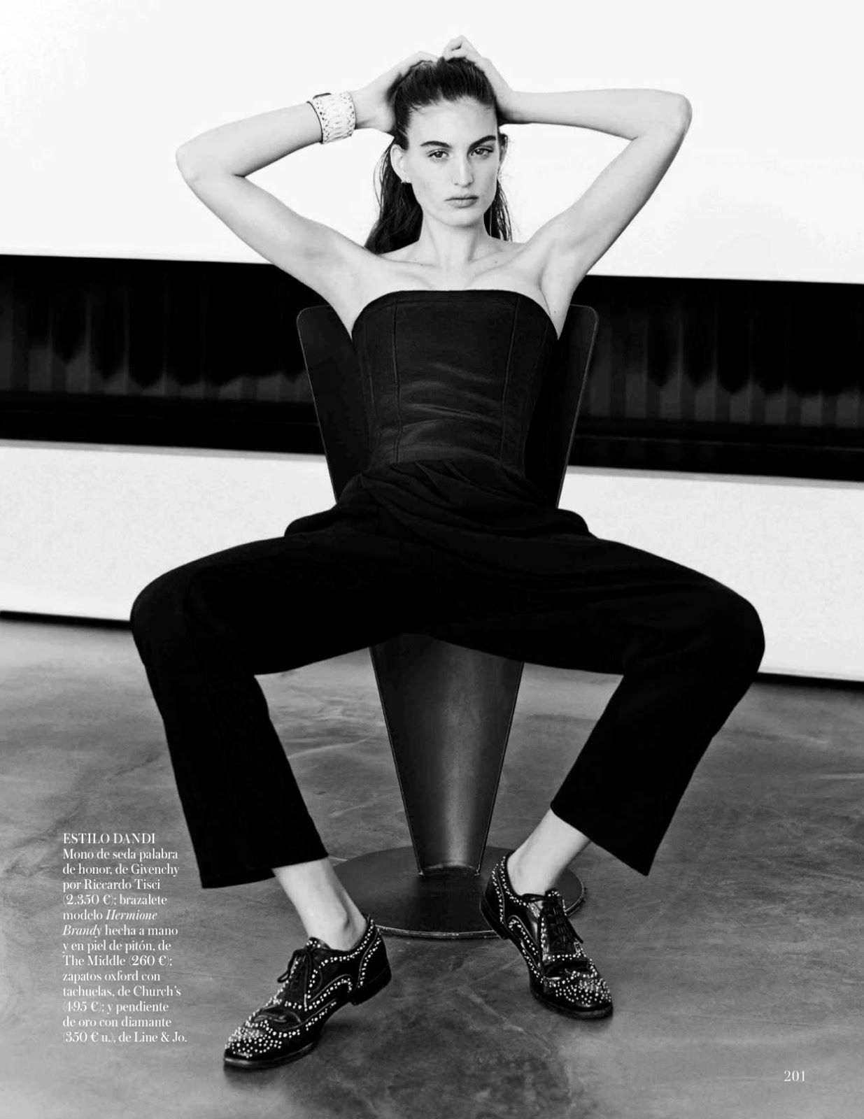 elodia prieto by hasse nielsen for vogue spain may 2014