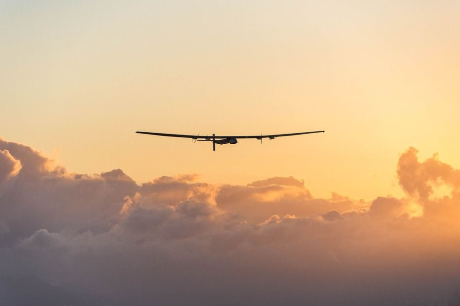 Solar Impulse is a project to circumnavigate the globe in a solar-powered plane.