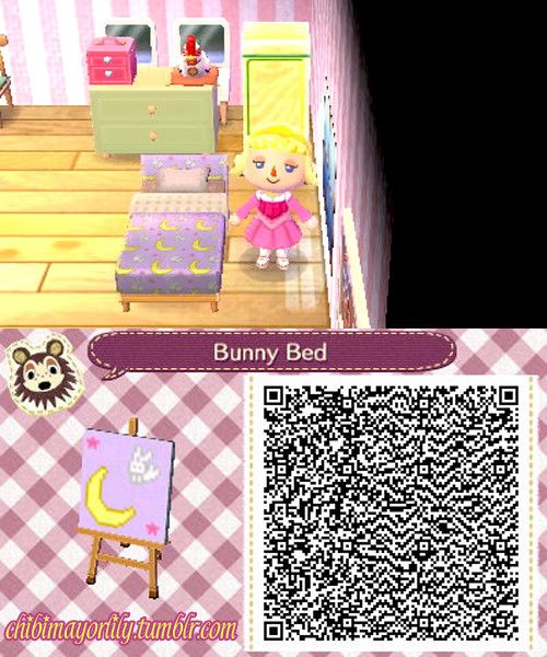 Easter Spring Qr Codes Animal Crossing 3ds Animal Crossing Qr Codes Animals