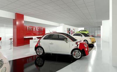 Fiat Dealer Studios Are Posted Fiat USA FiatAlfa - Where is the nearest fiat dealership