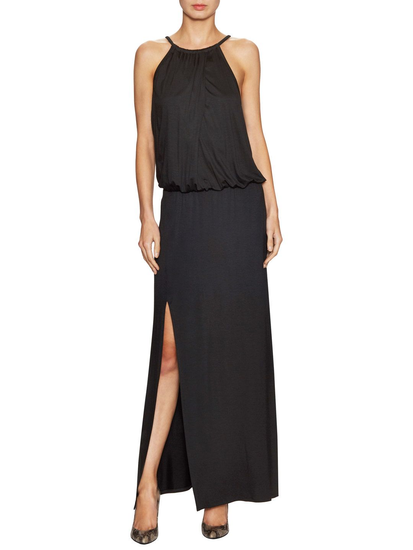 Halter Rope Maxi Dress by Trina Turk at Gilt