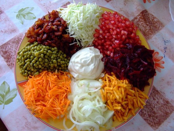 """Простой рецепт салата """"Цезарь"""" для быстрого приготовления"""